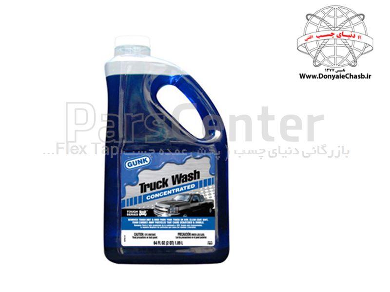 تمیزکننده و شست و شوی گانک GUNK Truck Wash آمریکا