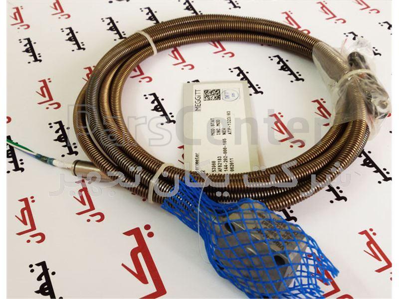 تامین و فروش سنسور اندازه گیری شتاب ارتعاش دمای بالا Vibro-Meter Meggitt PNR:144-202-000-105 CA202