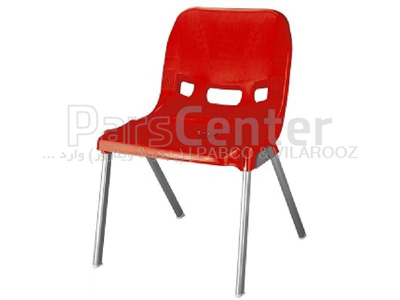 صندلی پلاستیکی پایه فلزی 880