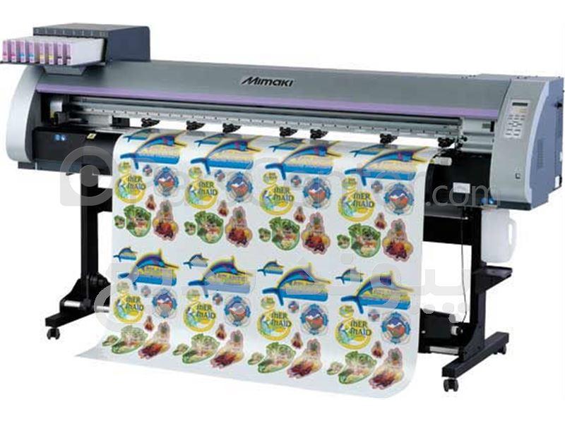 دستگاه چاپ و برش همزمان میماکی ژاپن - محصولات کاتر پلاتر در پارس سنتر... دستگاه چاپ و برش همزمان میماکی ژاپن