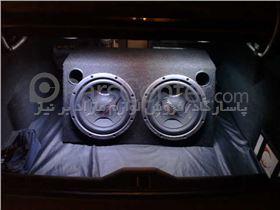 باکس دبل با ساب ووفر12 اینچی پایونر 307D2