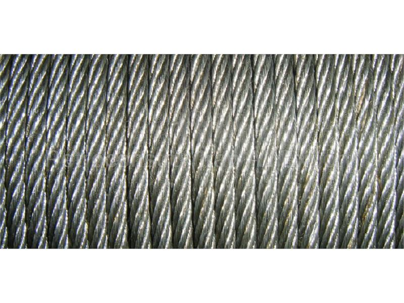 High tensile wire rope