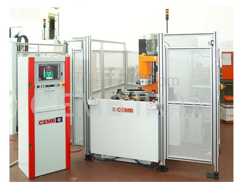 Balancing Machine for Clutches - CEMB