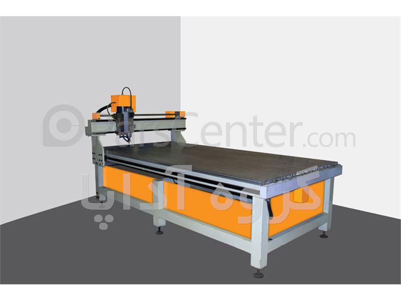ماشین فرز cnc مدل: ENC-M2500