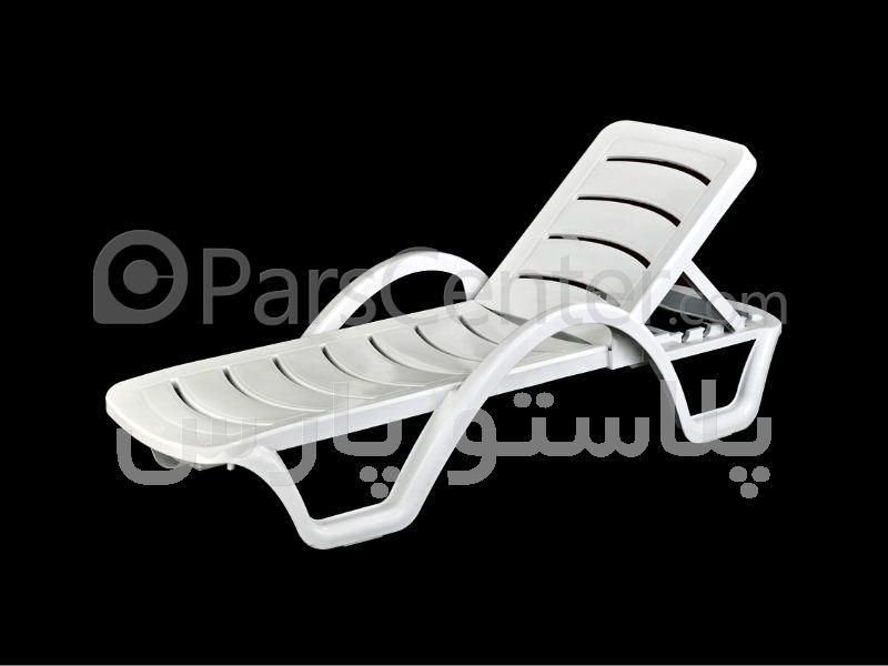 صندلی فایبرگلاس استخر کد 121305