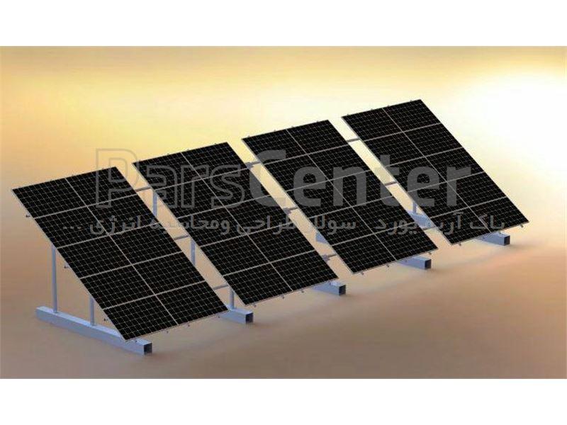 اینورتر شارژر خورشیدی هیبریدی(4کیلوواتی)4048hs  mpp solar