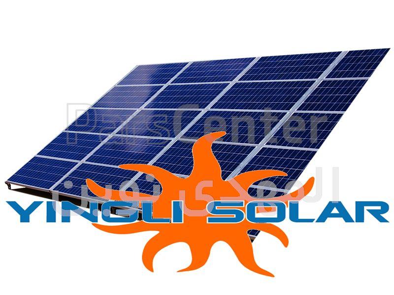 صفحه خورشیدی 80 وات یینگلی سولار