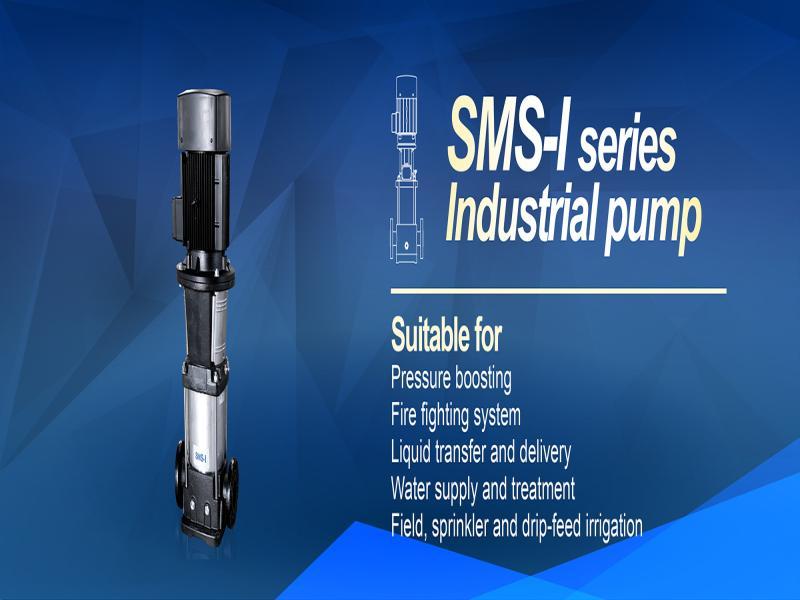 Stream Multi Stage Pump SMS Series