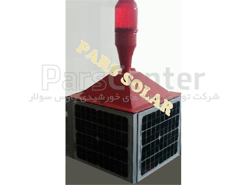چراغ دکل خورشیدی با توان جذب انرژی از چهار طرف