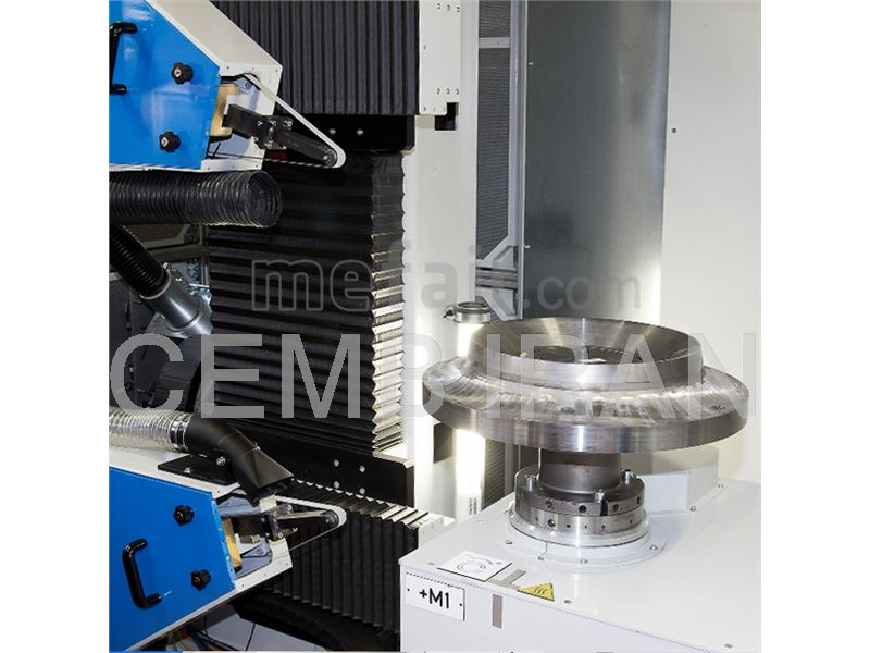 Balancing Machine for Pump Fans - CEMB