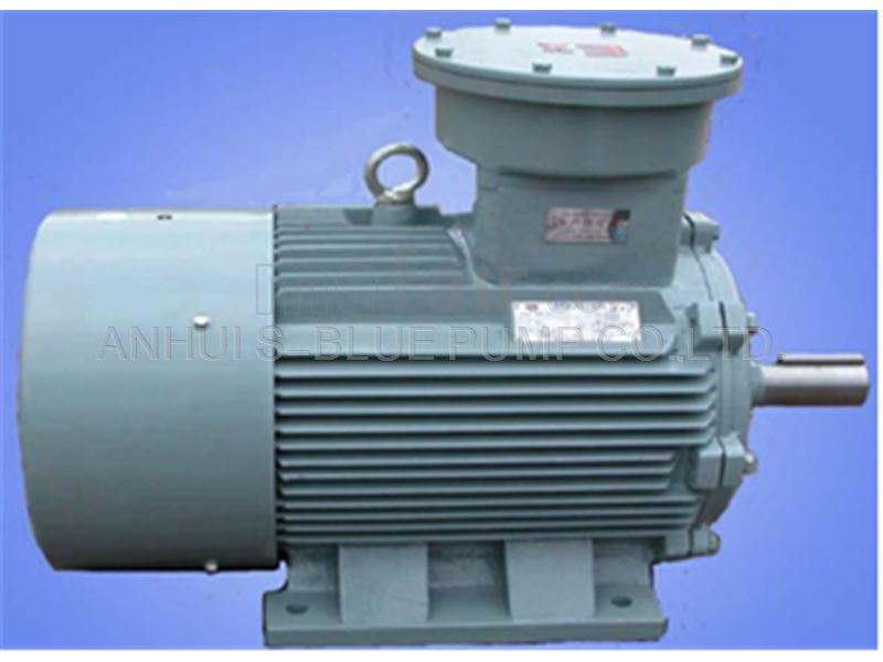 Yb3 Series Explosion-Proof Induction Motor