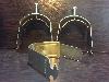 بست چنگالی 28-24 (Fork clamps)