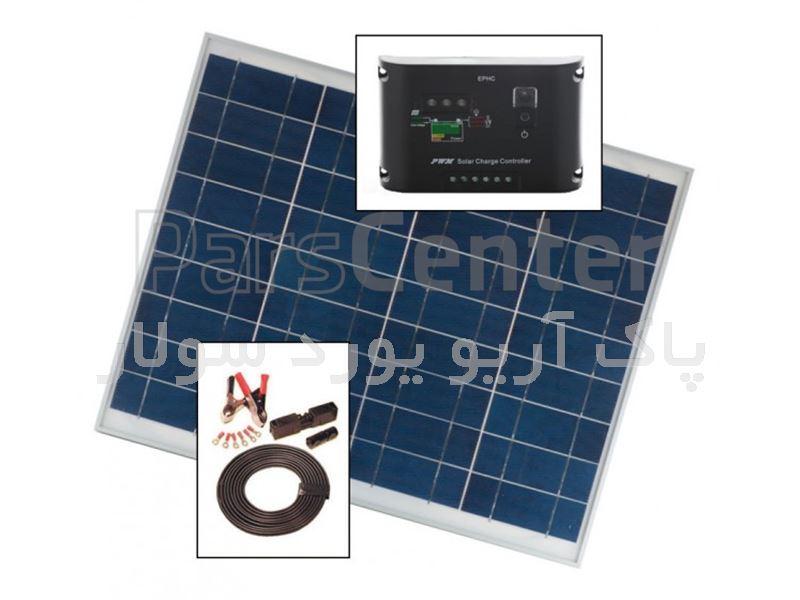 پنل خورشیدی 20وات ینگلی مدل JS 20 (series)