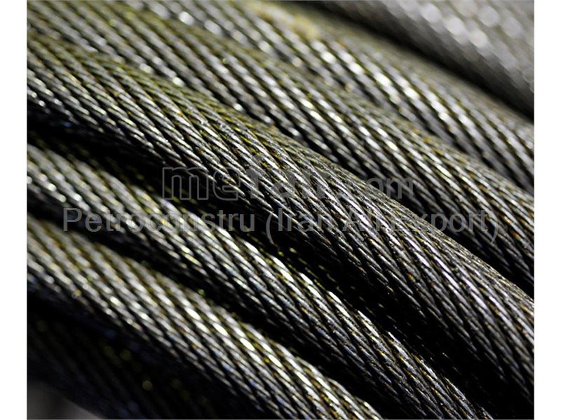 D16 non-rotating wire rope