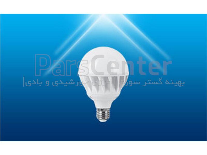 لامپ LED حبابی ال ای دی40واتE27 فوق کم مصرف