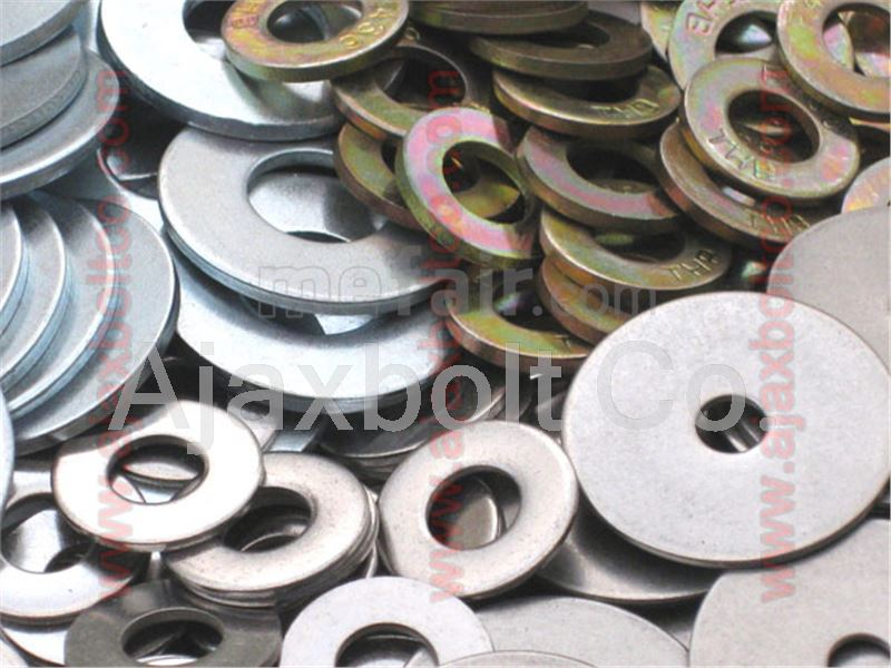 Washers and Pipe Fittings