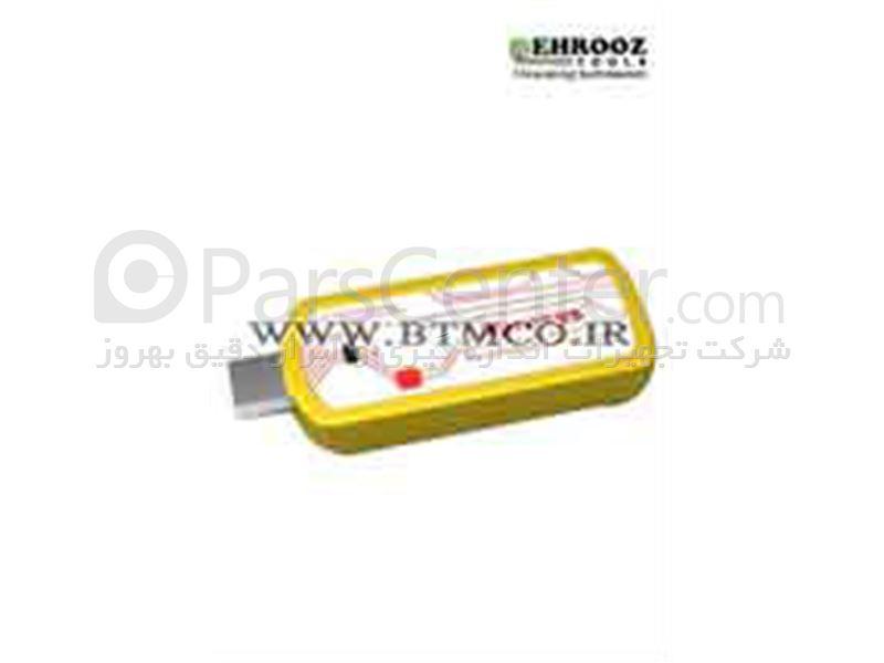 دیتا لاگر USB یکبار مصرف یخ خشک