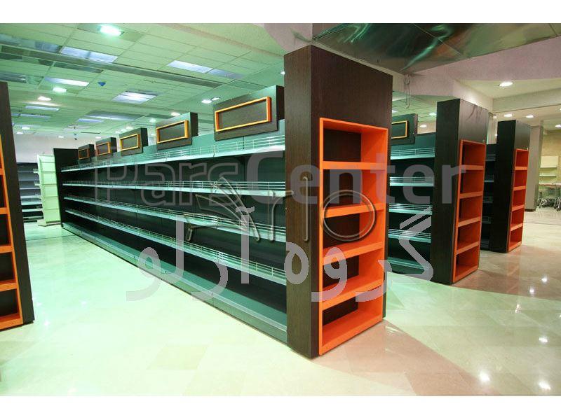 تجهیز سوپر مارکت دیوکس- دکوراسیون فروشگاهی