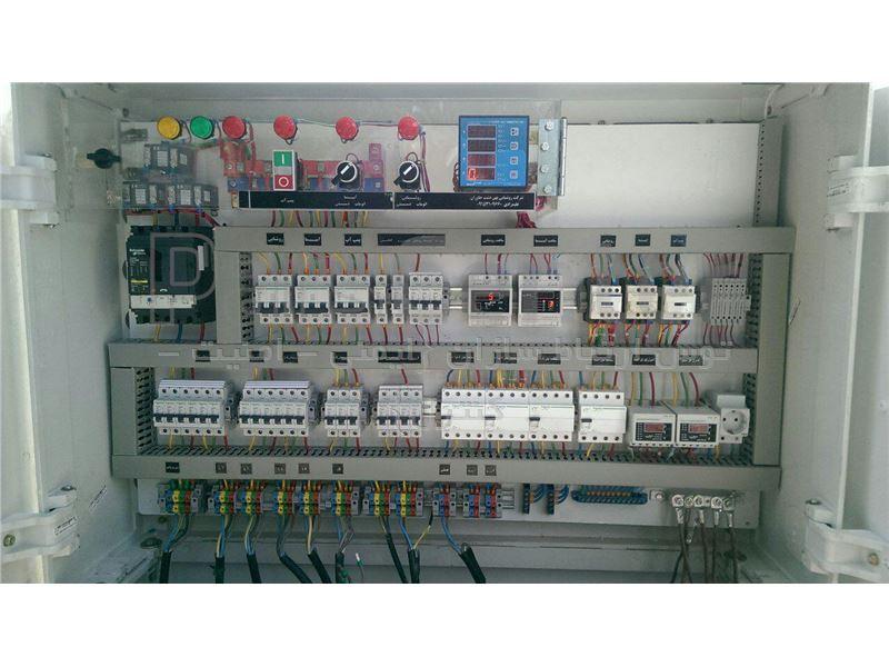 طراحی و مونتاژ تابلو برق
