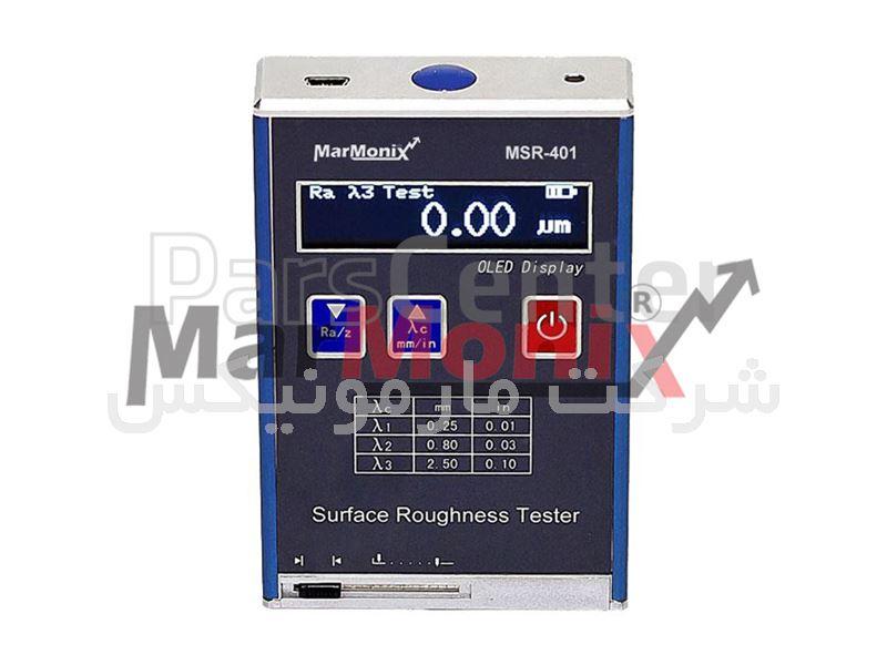 زبری سنج ، صافی سنج مارمونیکس Marmonix MSR-401
