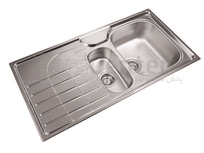 سینک ظرفشویی درسا مدل DS -336