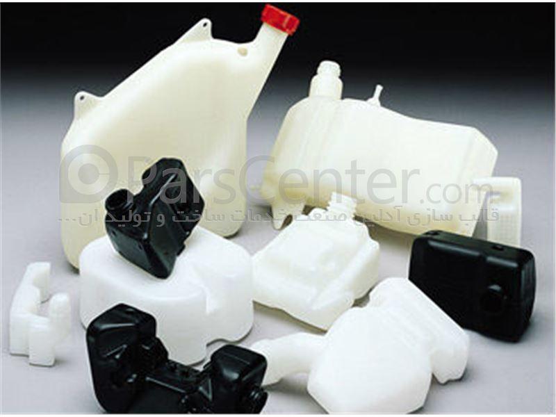 ساخت قالب بادی ظروف پلاستیکی