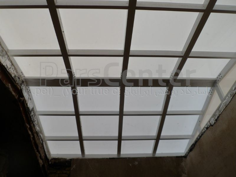 Building skylight_ نورگیر ساختمان - خیابان ظفر - خیابان صبر