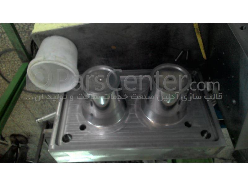 قالب تزریق پلاستیک ظروف بسنه بندی لبنیات و قالب های لبنی