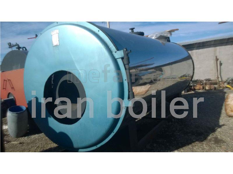 """Boiler 3 ton/hr """"GARMA GOSTAR"""""""