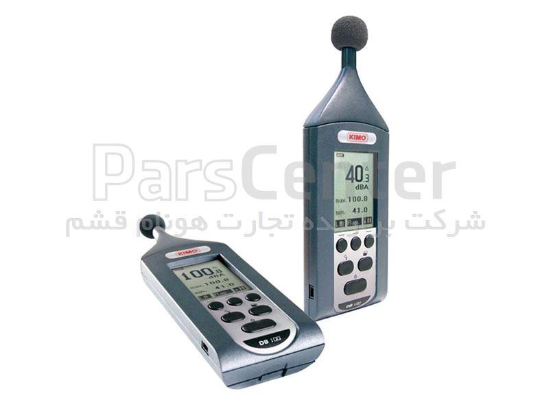 صداسنج پرتابل دیجیتال مدل DB 100 کمپانی KIMO