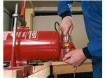 شارژ انواع کپسولهای آتش نشانی