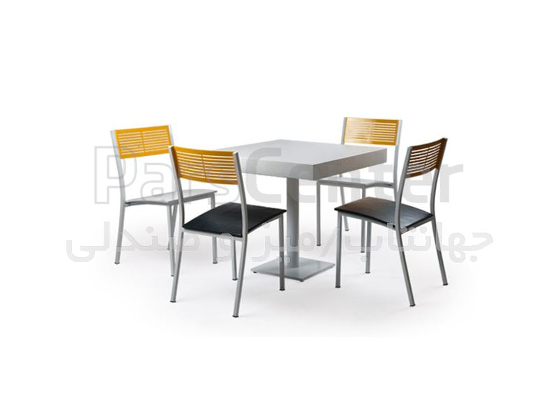 میز رستورانی مدل 1027 (جهانتاب)