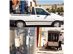 دستگاه کارواش نانو  بخار سیار ماشین سازی زاگرس