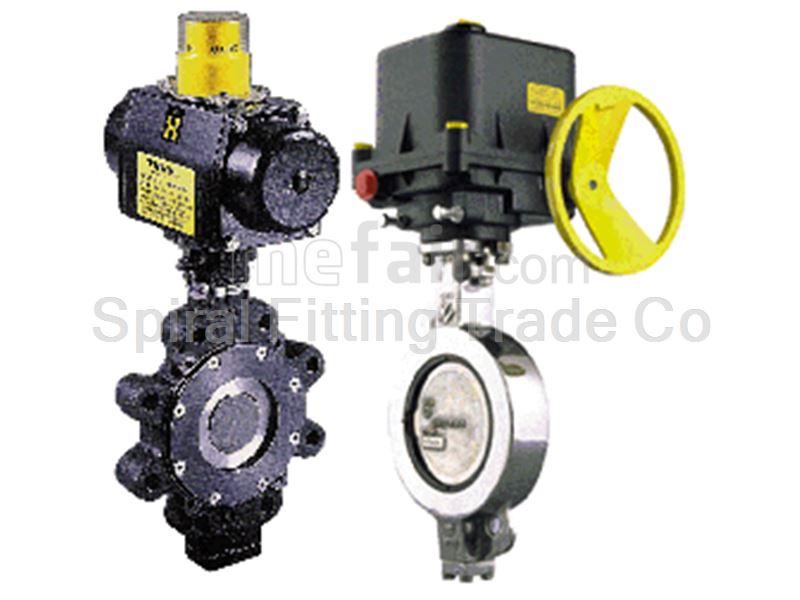 Spiral Fitting Solenoid Valves (Electric Valves)