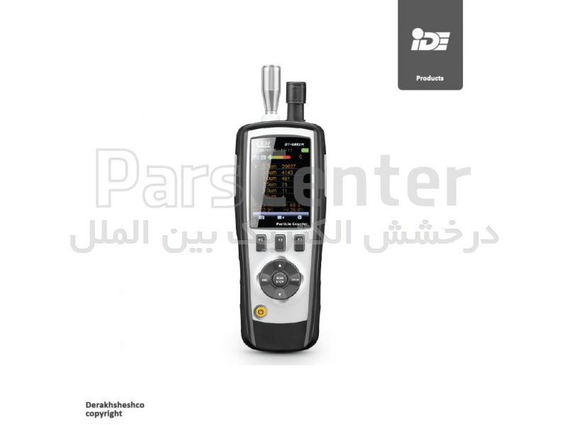 غبارسنج (پارتیکل کانتر) مدل DT-9881M شرکت سی ای ام | CEM