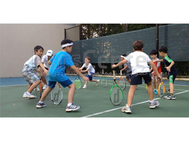 آموزش تنیس در تهران برای بانوان در تمامی سنین