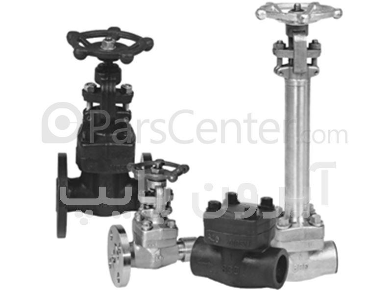 شیرآلات آیرون پایپ ، شیر پروانه ای فلنجدار Butterfly valve