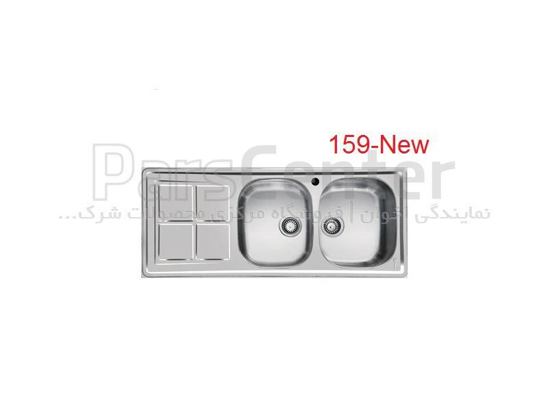 سینک توکار  اخوان مدل 159NEW