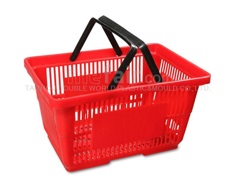 DDW Plastic Fruit Basket Mold Plastic Vegetable Basket Mold