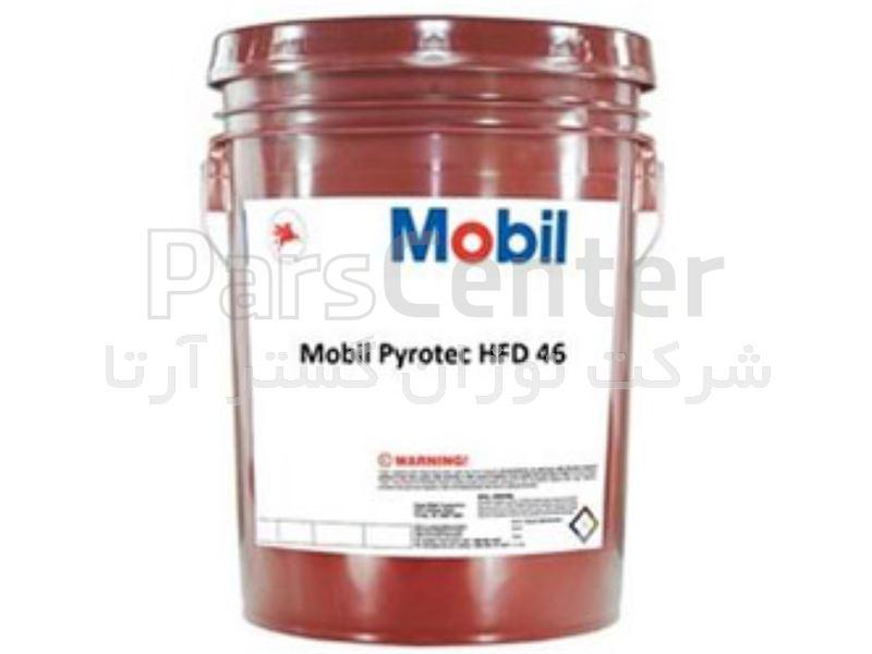 روغن صنعتی هیدرولیک Mobil Delvac Hydraulic 10W