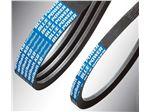 Blue power power transmission belt