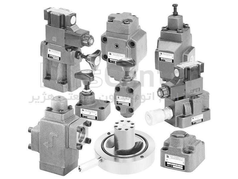شیربرقی هیدرولیک hydroalic valve