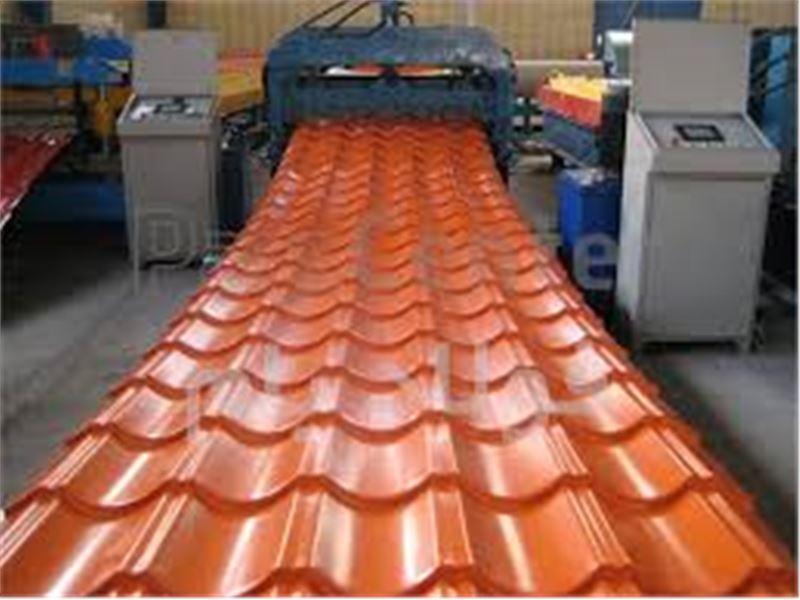 آهن پارس تولید کننده ورق های رنگی سقف شیبدار و ملزومات شیروانی