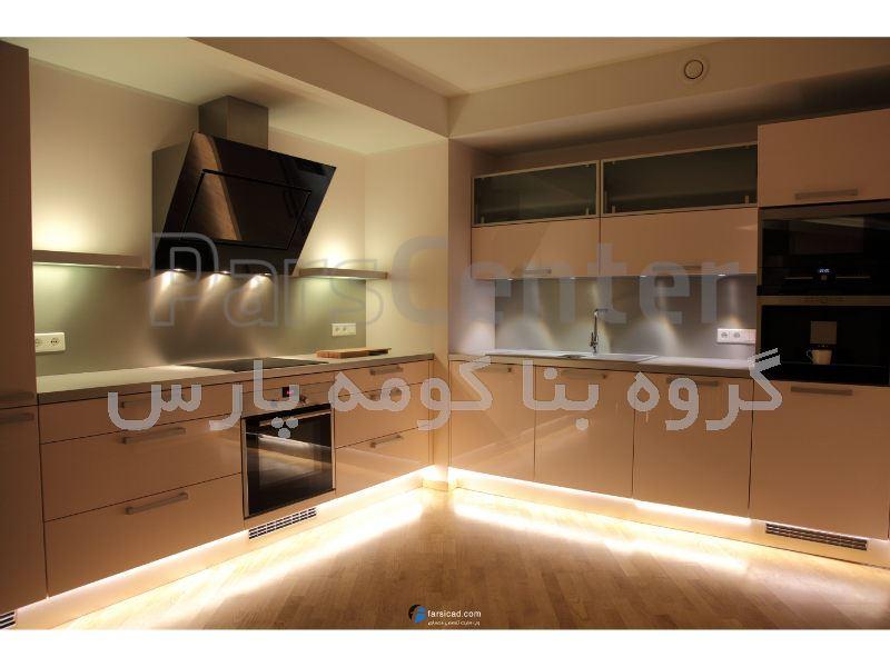 مدل های جدید کابینت آشپزخانه