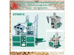 CTNM15 Combined rice mill