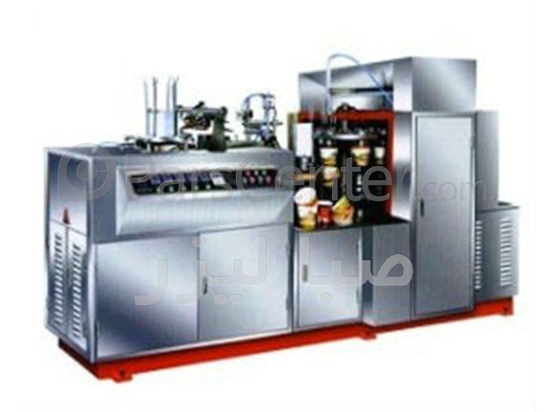 دستگاه تولید لیوان یکبار مصرف کاغذی - محصولات ماشین آلات تولید ...دستگاه تولید لیوان یکبار مصرف کاغذی
