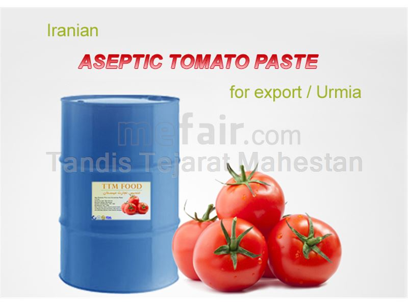 Aseptic Tomato Paste For Export