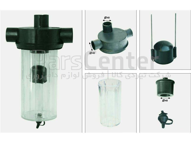 تراپ دستگاه شیردوش سیار و شیردوش ثابت