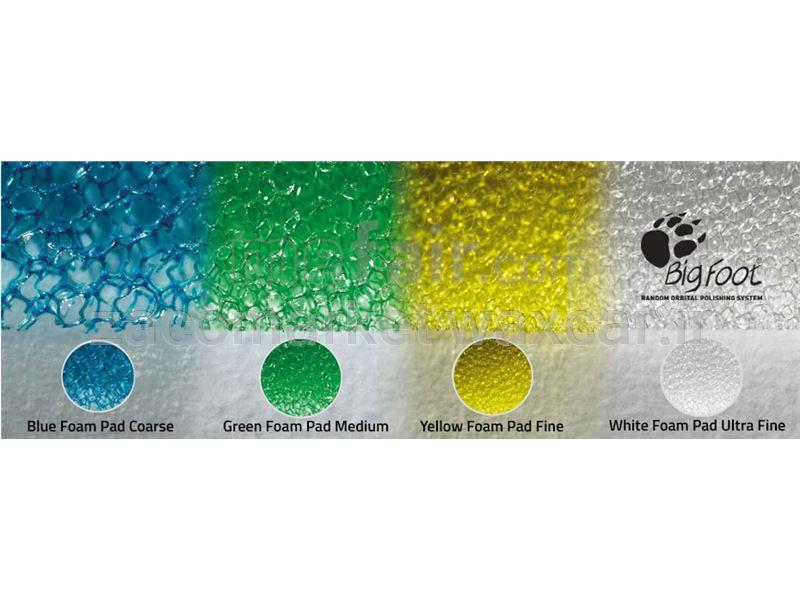 Foam Polishing Pads rupes
