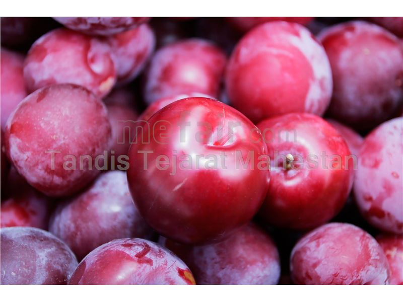 Red Plum Juice Concentrate, packed in 265 kg metal drums
